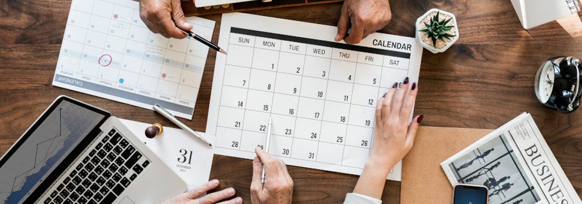 calendrier partagé